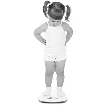 Kinderen met over- of ondergewicht